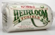 Hobbs Heirloom fusible puuvillasekoitevanu Queen size 274.3 cm x 228.6 cm